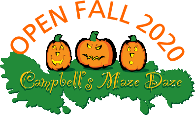 Campbell's Maze Daze Open Fall 2020